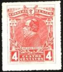 Sellos de America - México -  José María Morelos.