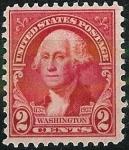 Stamps United States -   G.Washginton