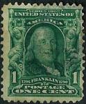 Stamps United States -  Presidentes EE.UU