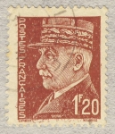 Stamps Europe - France -  Pétain