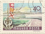 Stamps of the world : Hungary :  BALATON - BADACSONY