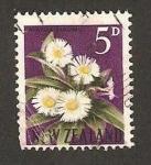Stamps New Zealand -  flora, matua tikumu