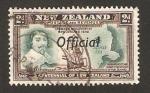Sellos del Mundo : Oceania : Nueva_Zelanda : centº de nueva zelanda, abel tasman