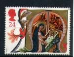 Sellos de Europa - Reino Unido -  Natividad del Señor