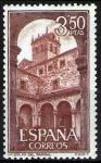 Stamps Spain -  Monasterio de Santa María del Parral. Claustro.