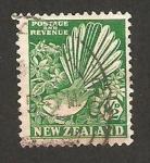 Stamps : Oceania : New_Zealand :  fauna, paloma diamante