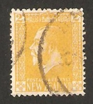 Stamps : Oceania : New_Zealand :  jorge V
