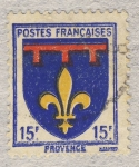 Stamps France -  Provinces - Provence