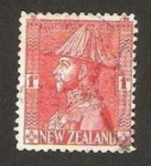 Stamps : Oceania : New_Zealand :  george V