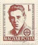 Stamps Hungary -  BERKES FERENC 1893-1919