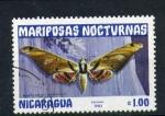 Sellos de America - Nicaragua -  amphypterus gannascus