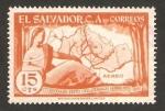 Sellos del Mundo : America : El_Salvador : Centº Departamento Chalatenango