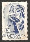 Sellos del Mundo : America : El_Salvador : centº departamento santa ana