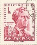 Sellos de Europa - Hungría -  EGRESY GABOR 1808-1855