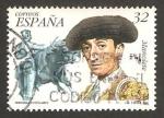 Stamps Europe - Spain -  3488 - Manolete, torero