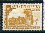 Sellos del Mundo : America : Paraguay : bodas de plata sacerdotales