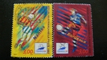 Stamps : Europe : France :  Clubes de fútbol