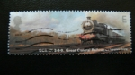 Stamps : Europe : United_Kingdom :  Central Railway, leicestershire