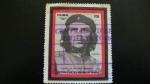 sello : America : Cuba : Che Güevara