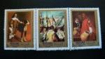 Stamps Asia - Bahrain -  Cuadros de Velázquez