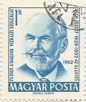 Sellos de Europa - Hungría -  PECH JOZSEF 1829-1902