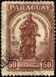 Sellos de America - Paraguay -  400 años del fallecimiento de San Ignacio de Loyola.