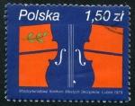 Sellos de Europa - Polonia -  Contrabajo