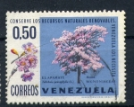 Stamps of the world : Venezuela :  necesidad de recursos renovables