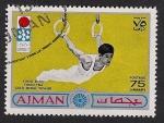 Sellos de Asia - Emiratos Árabes Unidos -  AJMAN - SAPPORO-72
