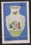 Sellos de Europa - Hungría -  Porcelanas