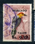 Stamps of the world : Venezuela :  carpintero naranjero