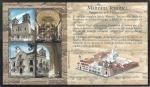 Stamps America - Argentina -  Manzana Jesuítica ,Patrimonio de la Humanidad