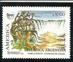 Sellos de America - Argentina -  Cataratas de Iguazú