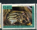 Stamps of the world : Venezuela :   lapa