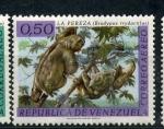 sellos de America - Venezuela -  pereza