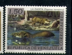 Stamps of the world : Venezuela :  danta