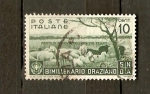 Stamps Italy -  OVEJAS