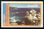 Stamps Ecuador -  Parque Nacional Islas Galápagos