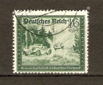 Stamps Germany -  CARRERA  DE  AUTOMOVILES