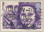 Stamps United Kingdom -  Princesa Anna y Capitan Philips