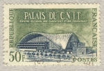Sellos de Europa - Francia -  Palais du CNIT à Paris, La Défense