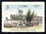 Stamps Cuba -  Centro histórico de Cienfuegos
