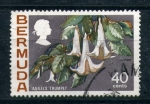 Stamps Europe - Bermuda -  trompetas de los angeles
