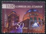 Sellos de America - Ecuador -  Catedral de Ambato