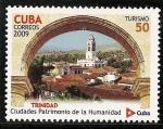 Stamps Cuba -  Trinidad y el Valle de los Ingenios