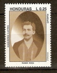 Stamps of the world : Honduras :  RAMÓN  ROSA
