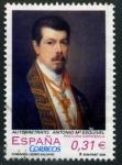 Stamps Spain -  Pintores Españoles