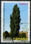 Stamps Spain -  Arboles Monumentales