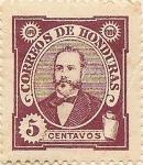 Sellos de America - Honduras -  CORREOS DE HONDURAS