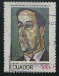 Stamps Ecuador -  50 Aniv. Casa Cultura Ecuatoriana